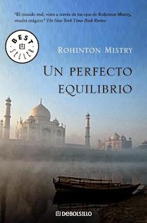 Un perfecto equilibro Rohinton Mistry