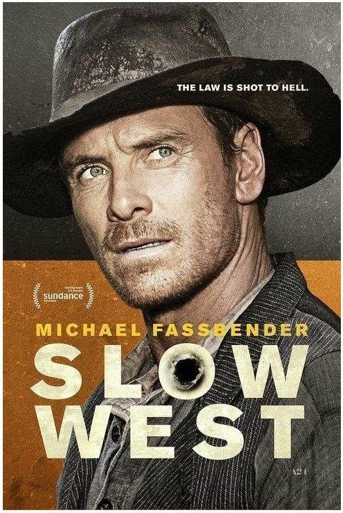 შენელებული დასავლეთი (ქართულად) - Slow West / Медленный Запад (2015)