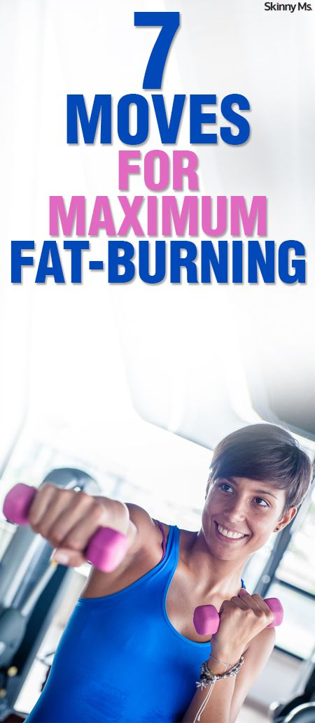 7 Moves for Maximum Fat-Burning