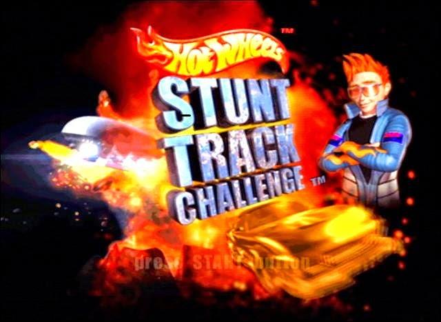Hot Wheels Stunt Track Challenge Game