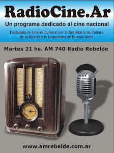 Un programa dedicado al cine nacional.