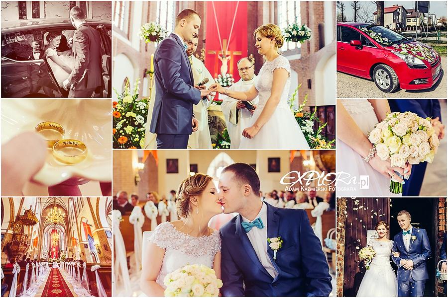 Pamela i Adrian - preview - reportaż ślubny