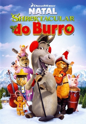 Natal Shrektacular do Burro Filmes Torrent Download capa