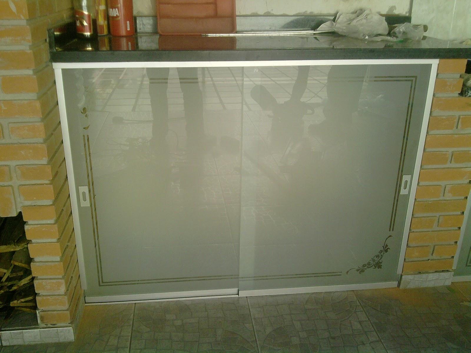 Imagens de #674823 Stillus Vidros: fechamento de pia em acrilíco e vidro 1600x1200 px 3250 Box Acrilico Para Banheiro Feira De Santana