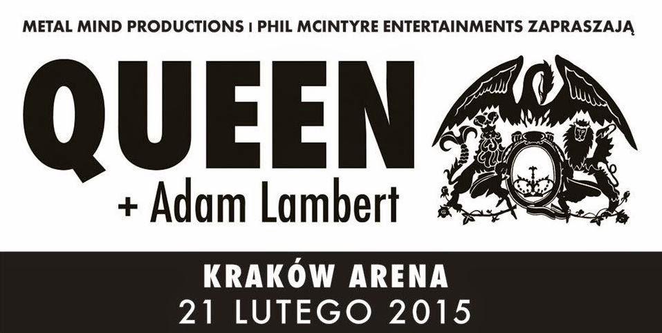 Powrót z kosmosu i bezrefleksyjna radość - po koncercie Queen + Lambert w Krakowie