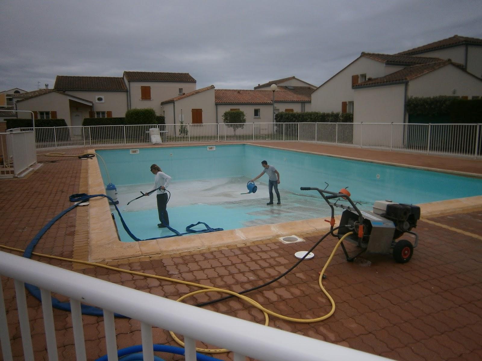 Residence les soleils d 39 or preparation de la piscine - Preparation accouchement piscine ...