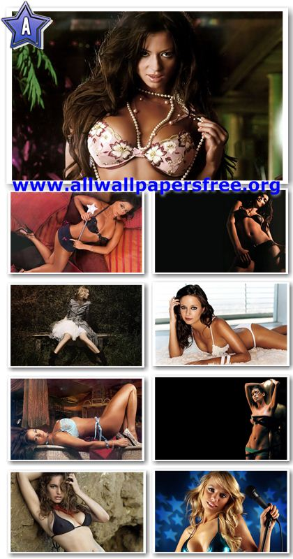 40 Super Sexy Girls Wallpapers 1920 X 1200 [Set 27]
