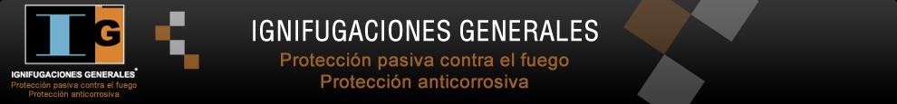 IGNIFUGADOS GENERALES