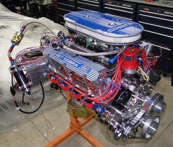pete's hot rod garage 427 cobra engine classic mini cooper engine 427 engine diagram #9