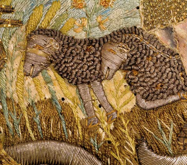 Embroidered Treasure: Fruman Collection