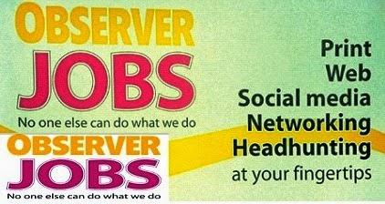 Observer Jobs.lk Sunday Observer Online Jobs Web Site ObserverJobs.lk