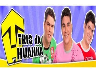 Download  musicasBAIXAR CD Trio Da Huanna – Ao Vivo – 2012