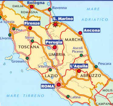 Bien Vivre Percorrendo La A1 Roma Firenze