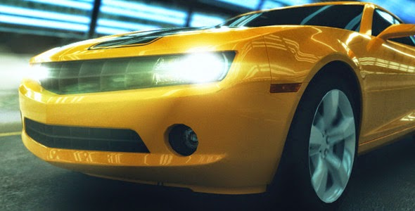 VideoHive Cinematic Car Transformer