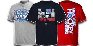 Great deals and 3-day shipping on NEW Rangers gear!
