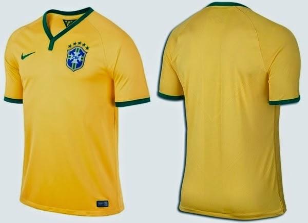 Bisnis Baju Bola Piala Dunia 2014 Brazil