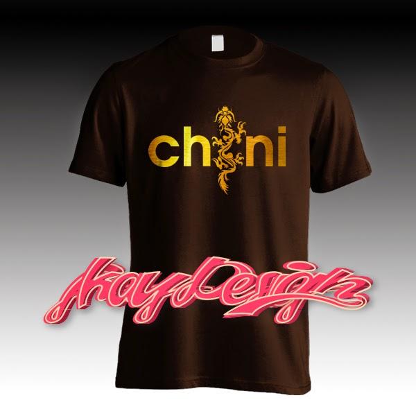 Tshirt Legenda Naga Tasik Chini