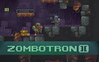 Zombotron 2 walkthrough.