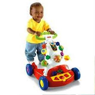Desain Alat Bantu Untuk Melati Bayi Berjalan