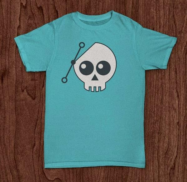 50 Best Free T-Shirt Mockup PSD Templates   Tinydesignr