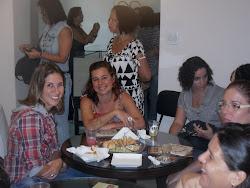 Café da manhã na Brascolor em homenagem às mulheres (março 2011)