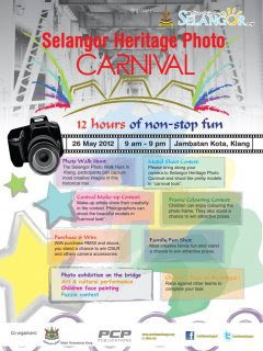 Selangor Heritaga Photo Carnival