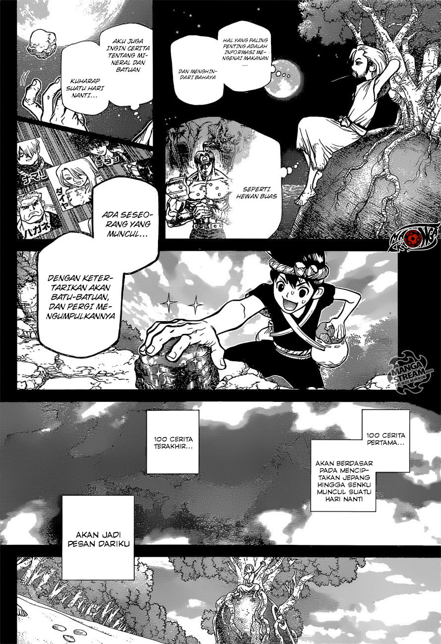 Dr. Stone Chapter 45-9