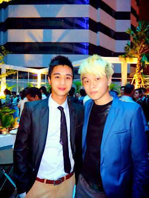 Fabian Loo 吕志勤 & Ray Tan 陳學沿 (raytansy)