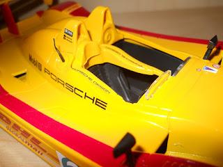 motorama Porsche RS-Spyder Type 9R6
