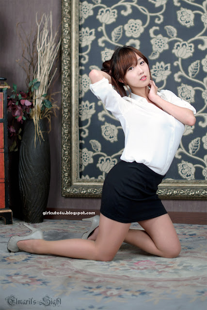 4 So Yeon Yang-Going to Office-very cute asian girl-girlcute4u.blogspot.com