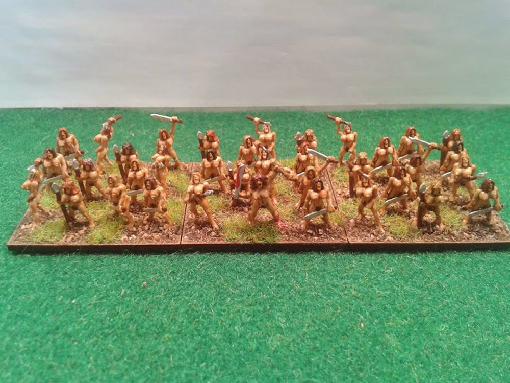 Amazon Warband picture 1