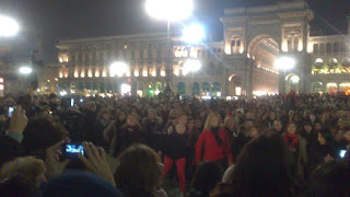 One Billion Rising Milano 24 febbraio 2013