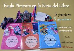 Concurso: Paula Pimenta