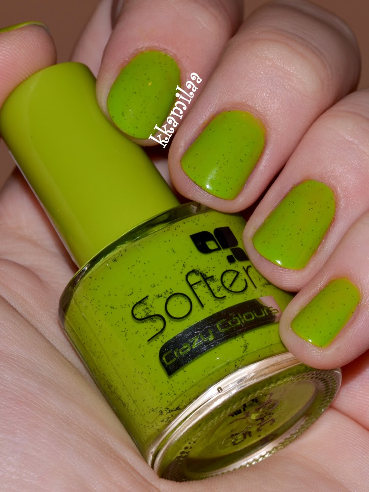 Softer Crazy Colours nr 28 - Kiwi