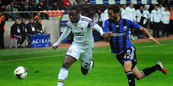 Fenerbahçe Kayseri Erciyesspor Maçı