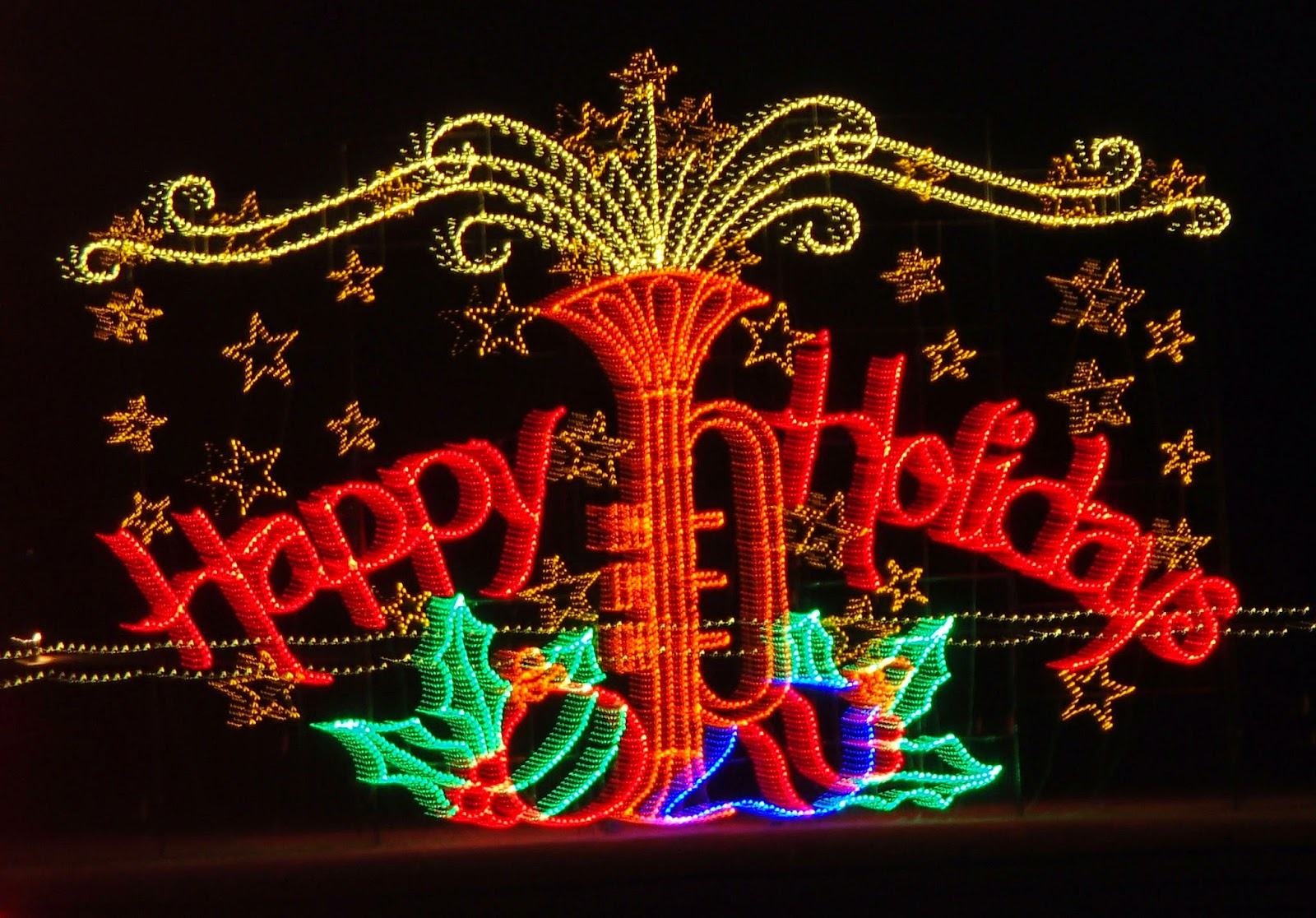Happy Holidays | Navigating Hectivity by Micki Bare