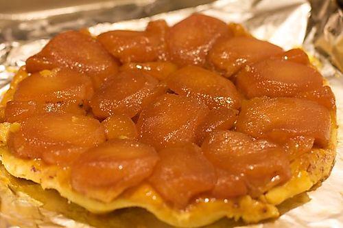 Feuillet aux pommes caram lis es recettes de bons plats cuisine et p tisserie - Feuillete aux pommes caramelisees ...