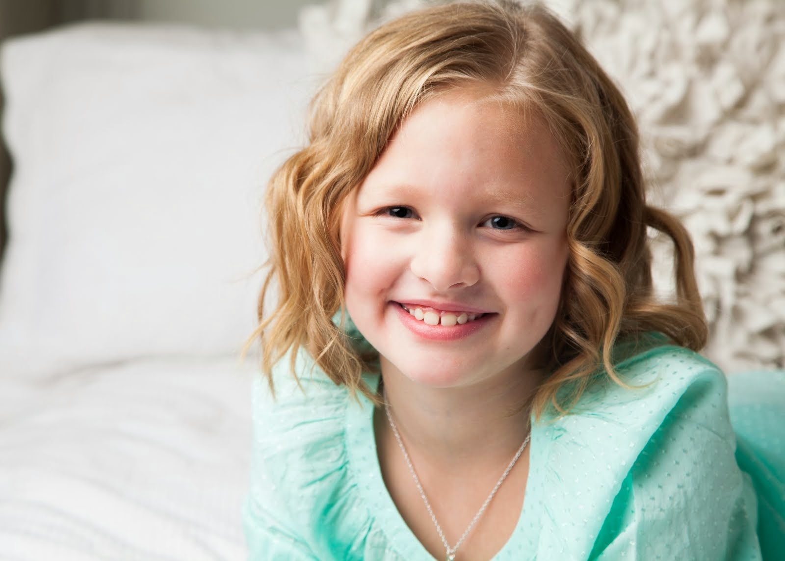 Miss Addison Jayne Age 7