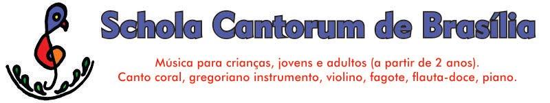 Schola Cantorum de Brasília