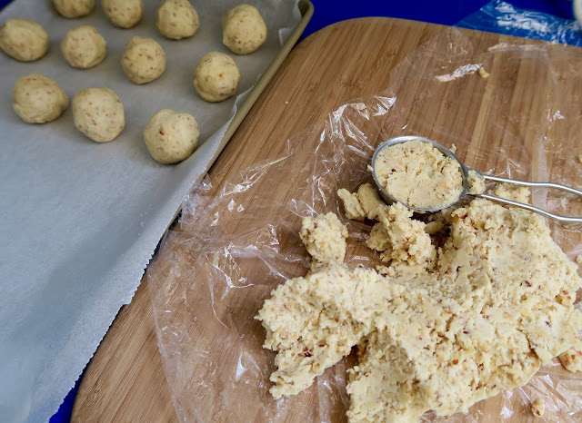Mexican Wedding Cakes | salt sugar and i