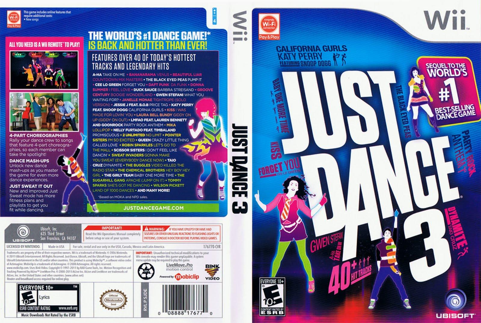 games covers just dance 3 wii. Black Bedroom Furniture Sets. Home Design Ideas
