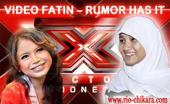 Video Fatin – Rumor Has It (X-Factor Gala Show 22 Februari 2013)