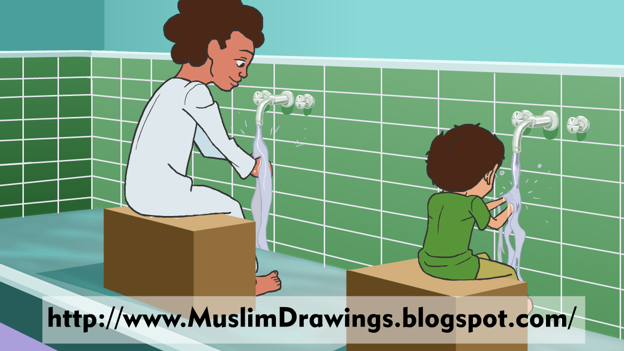 wudu muslim Quran reading wishes you all a very happy and blessed ramadan 2017kids wudu series is an android app for teaching kids wudu learn how to.
