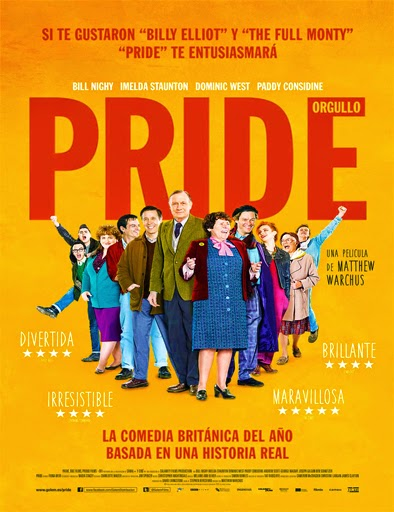 Ver Orgullo (Pride) (2014) Online