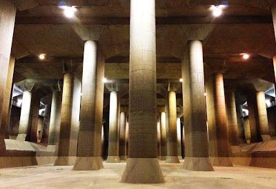 Projeto G-Cans - Maior galeria subterrânea do mundo