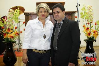 Pr Betinho e Pra Pollaka Pereira