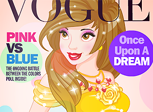 Modern Princess Cover Girl