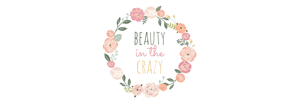 Beauty in the Crazy
