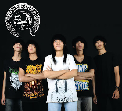 Silence For Amora Band Post Hardcore Bandung Female Vocal Foto Personil Wallpaper