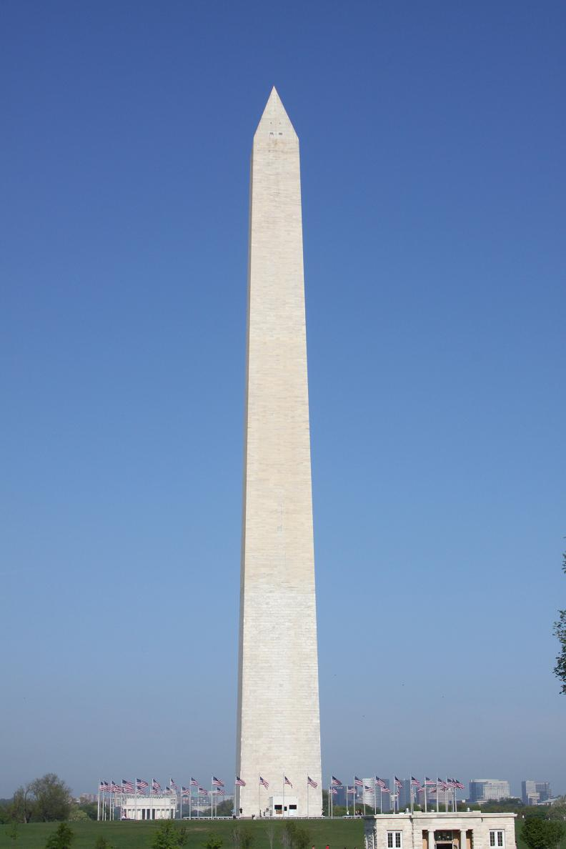 Michigan Exposures: The Washington Monument